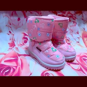 Adorababy Pink snow boots